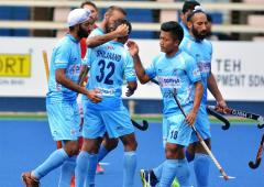 Hockey: Misfiring India held to a draw by England