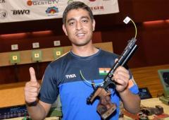 Indians win again in second online shooting meet