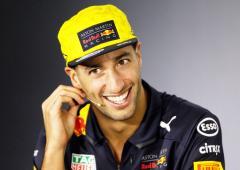 Ricciardo talked to Ferrari before McLaren move