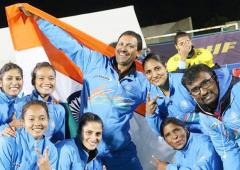 Harendra is India's men's hockey coach; Marijne back to women's camp