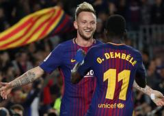 I'm not a sack of potatoes, angry Rakitic tells Barca