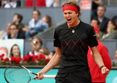 Sports Shorts: Zverev, Tsitsipas in Beijing quarters