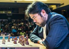 Tata Steel Chess: Hari finishes second, Nakamura reigns supreme