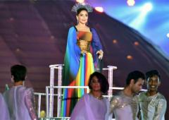 PIX: Madhuri, SRK and Rahman sizzle at Hockey World Cup opening