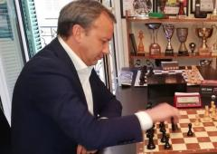 World chess gets first new president in over two decades
