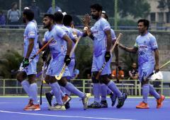 Dilpreet 'tricks' India to big win against Oman
