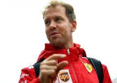 F1: Vettel sets himself homework to do
