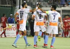 Asian Champions Trophy: India hammer Asiad champs Japan 9-0