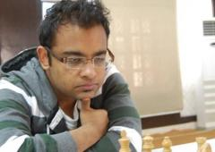 Isle of Man chess: Anand, Abhijeet take full points