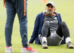 Gavaskar questions Dhoni's long break from game