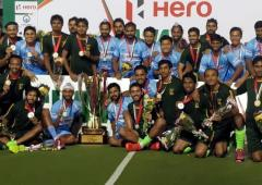 India, Pakistan in war of words after hockey final washed out