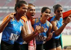 Rijiju says India needs to raise standard of athletics