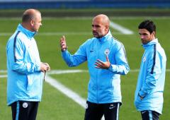 Extras: Guardiola wants Arteta to stay at City