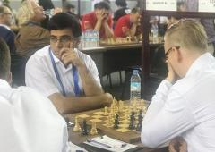 Chess Olympiad: Indian men crush Austria 3.5-0.5