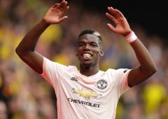 Pogba admits being Arsenal fan while growing up