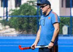 'I have the experience to take Indian hockey forward'