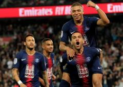 PSG will look at playing Champions League games abroad