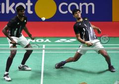 China Open: Satwiksairaj-Chirag in quarters