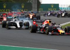 Formula One postpones Australian GP, China uncertain