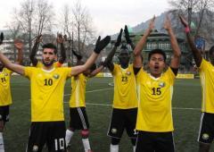 Indian soccer: Real Kashmir set to host I-League tie