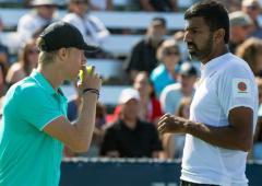 Tennis Roundup: Bopanna-Shapovalov enter semis