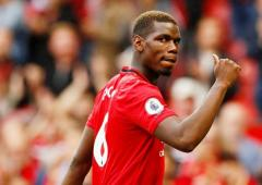 My mother always said I'd return to United: Pogba