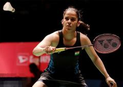 Why Saina needs External Affairs Minister's help