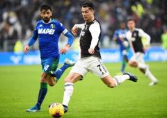 Ronaldo to the rescue as Juventus stumble to draw