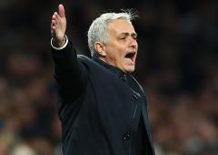 Can Spurs boss Mourinho keep 100% start going?