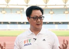 Plan to resume national camps from May end: Rijiju