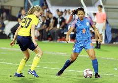 U-17 women's tourney: India lose to Sweden