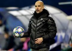 Guardiola best coach in world, says Zidane