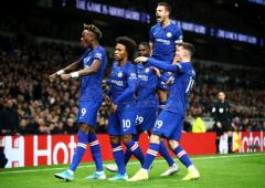 EPL: Racism claims halt tie before Chelsea sink Spurs