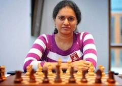 India's Humpy is women's World Rapid champion