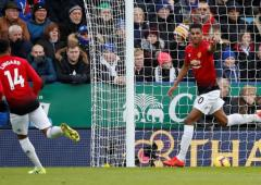 Wouldn't have been 100 per cent fit for Euro: Rashford