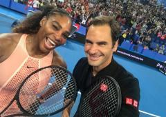 Murray calls for more mixed-doubles events