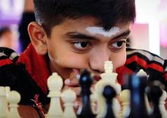 Chennai lad is world's second youngest Grandmaster