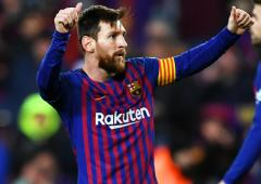 La Liga: Messi 'could miss Barca's next two fixtures'