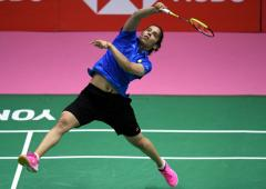 Sports Shorts: Saina sails into semis; Sindhu loses at Indonesia Masters