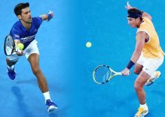Nadal says Djokovic unlucky, should show self-control