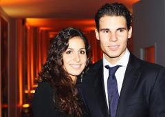 Nadal weds longtime girlfriend Perello