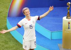 USA win Women's WC: Billie-Jean, Obama tweet delight