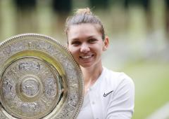 Halep crushes Williams to win Wimbledon title