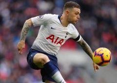 Ex-Spurs defender Trippier charged by FA