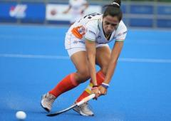 No sweets, spicy food for Indian women hockey team