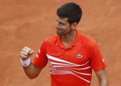 French Open: Djokovic, Halep, Thiem march into quarters