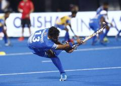 India maul hapless Russia in FIH Series Finals