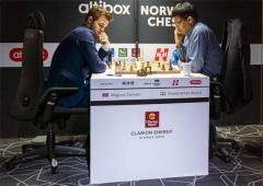 Anand loses to Mamedyarov, slips to last spot