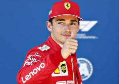 Shorts: Leclerc's contract extended; Kim's 2020 comeback