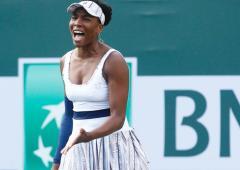 Venus pulls out of Brisbane International